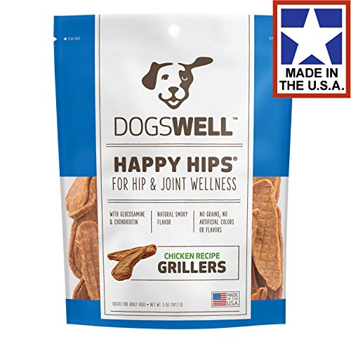 SALE Dogswell Happy Hips Grillers Made in USA